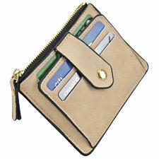 Wallet Coin Purse w/ multiple card slots Zipper Closure Handbag for Man or Women