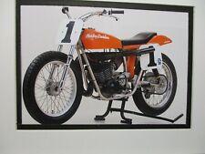 1978   Harley Davidson Model DT250 Short Tracker   Racer  Motorcycle Archives