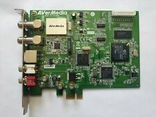 AVERMEDIA NTSC/ATSC TV TUNER VIDEO CAPTURE DESKTOP PC PCI-EXPRESS X1 CARD