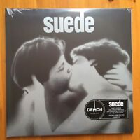 SUEDE – SUEDE 2LP SILVER VINYL SEALED - RECORD STORE DAY 2018