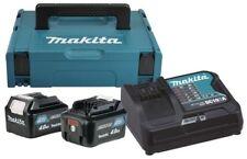 MAKITA Akku-Set 197636-5 Powersource-Kit 10,8V 4Ah 2xAkkus Li-Ion Ladegerät Set