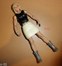 Wwe figure Renee Young female Diva toy Wwf mattel First Time In The Line