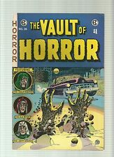 E.C. Comics Vault of Horror reprint #26 Classic 1950s Comic Pre-Code  1974 ed.