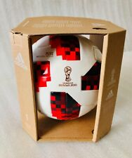 Adidas Telstar 18 Mechta Ko World Cup Mini Soccer Ball ⚽�