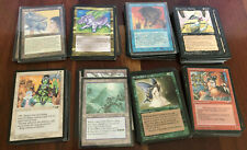 MTG Complete set Alliances - Force of Will 199 cards