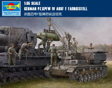 Trumpeter 00363 1/35 Pz.Kpfw.IV Ausf.F Fahrgestell