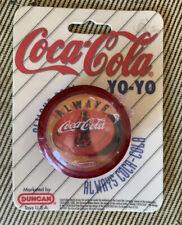 Vintage 1994 Coca Cola Coke  DUNCAN YOYO   YO-YO  NEW IN THE PACKAGE