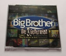 La generazione 3. - Vivo! - Big Brother-SINGLE CD-Maxi CD-M-CD