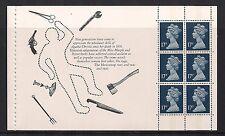 1991 GB QEII Royal mail EX DX12 LIBRETTO PRESTIGE riquadro Agatha Christie SG X1008L