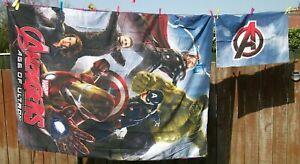 Avengers single Duvet Set Marvel Official Product,good condition