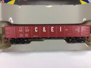 Athearn 86070 40' Gondola Chicago & Eastern Illinois #95314 - ready to roll