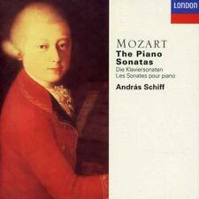 Andr s Schiff, Andra - Complete Piano Sonatas [New CD]