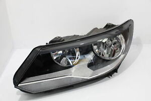 VW Tiguan 2012-2014 NS Left Halogen Headlight #1 5N2941005