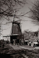 507089 Outside Dutch Farm Netherlands 1945 Grant DND 137903 A4 Photo Print