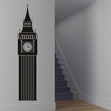 Londres Big Ben Emblemático Wall Sticker Pegatinas Pared Adhesivo