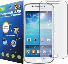 2x Clear LCD Screen Protector Guard Film Samsung Galaxy Camera S4 ZOOM SM-C1010