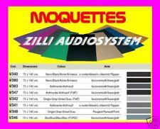 PHONOCAR 04347 Moquette acustica ANTRACITE FIAT 70x140 cm. Nuova