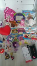 LARGE APROX 43 ITEMS Bundle TOYS FOR GIRL DOCTOR GAME DOLL BOOKS LIGHT FIGURES