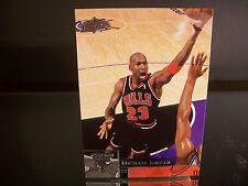 Rare Michael Jordan Upper Deck 2009 Card #23 Chicago Bulls NBA Basketball