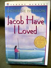 Jacob Have I Loved by Katherine Paterson (1990, Paperback)