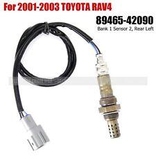 New 1pc Oxygen O2 Senor Rear Left OEM 89465-42090 For TOYOTA RAV4 2001 2002 2003