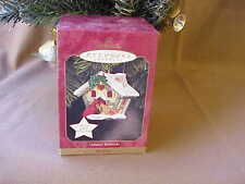 1997 Holiday Seranade  Hallmark Keepsake Christmas Ornament New  xo0220