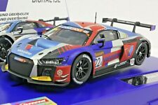 Carrera Digital 132 30869 Audi R8 LMS, #22A 1/32 Slot Car w/lights
