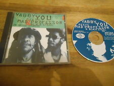 CD Reggae Yabby You - Meets Mad Professor Black Steel (11 Song) ARIWA SOUNDS jc