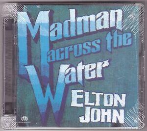 Elton John - Madman Across The Water (Hybrid-SACD) Surround Super Audio CD NEU