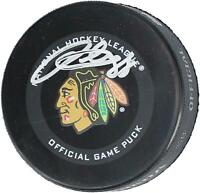 Patrick Kane Chicago Blackhawks Autographed 2019 Model Official Game Puck