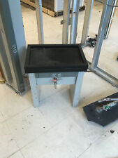 """18"""" x 21"""" high Tiered Laboratory Reagent Shelves with Utilities"""