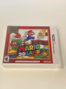 Super Mario 3D Land (Nintendo 3DS, 2016) Nintendo Selects BRAND NEW *Sealed*