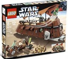 YOU CAN OWN THIS Lego Star Wars Jabba Barge 6210 Manual BuT No Box Mini Figures
