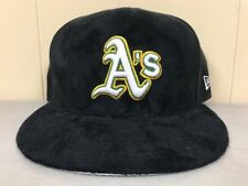 Brand New New Era 7 1/4 Oakland Athletics  Fitted Hat