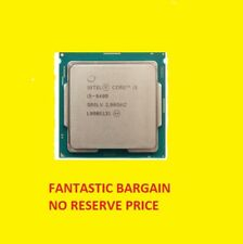 Intel Core i5-9400 Coffee Lake Processor 2.9GHz 9MB LGA 1151 CPU, Retail