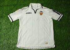 VALENCIA SPAIN 2012/2013 FOOTBALL SOCCER SHIRT JERSEY HOME JOMA ORIGINAL SIZE S