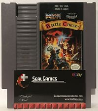Battle Chess (Nintendo Entertainment System, NES 1990) Authentic Oem **TESTED**