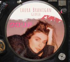 """Laura Branigan - Gloria Mega Rare 12"""" Picture Disc Single (The Best Of Hits) LP"""