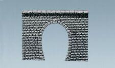 Faller 272630 Spoor N: Tunnelingang, natuursteenblokken