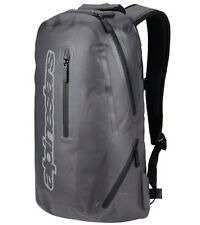 Alpinestars Racing Weatherproof Slipstream Charcoal Backpack School Bag