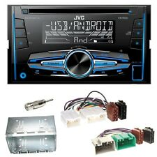 JVC kw-r520 autoradio CD USB mp3 aux kit de integracion para volvo s40 v40 850