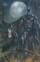 BATMAN/CATWOMAN #1 (LUCIO PARRILLO EXCLUSIVE VIRGIN VARIANT COMIC BOOK ~ DC