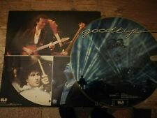 """Pooh – Goodbye Vinyl, 12"""", Picture Disc, Limited Edition 1987"""