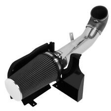 "4"" Cold Air Intake Kit + Heat Shield For GMC Chevy 99-06 V8 4.8L/5.3L/6.0L"