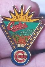 1994 Chicago CUBS Cactus League Spring Training Pin Mesa Arizona