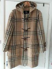 Burberry Womens 100% Wool Coat Size 8-10