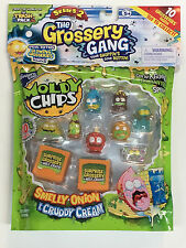The Grossery Gang season 2  MOLDY CHIPS  smelly onion & cruddy cream 10 pack NEW