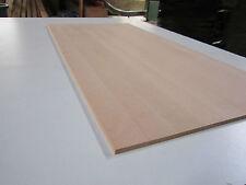 Buchenplatte Buche 8x280x1020mm geschliffen dünne Massivholplatte (€35,09/m) TOP