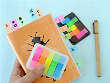 Colourful Bookmark Point Sticky Note Plastic Paper Index Tabs