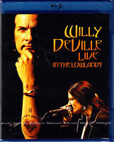 WILLY DEVILLE live in the lowlands Blu-ray NEU OVP